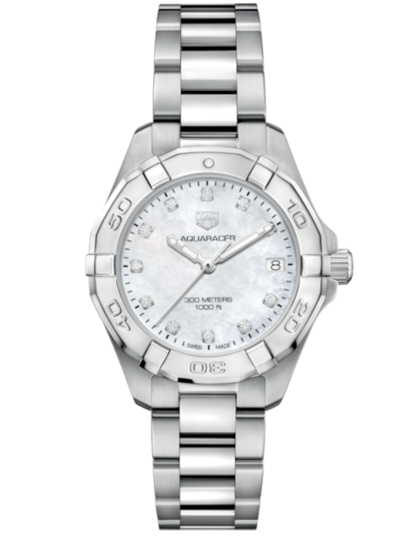 TAG Heuer Aquaracer Quartz Watch - WBD1314.BA0740 - 766964