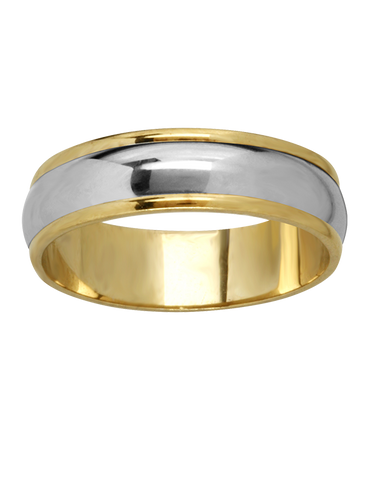 Wedding Band - Patterened Wedding Band - 781248