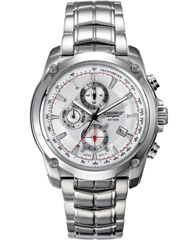 Pavia - Men's Chronograph - WS101-W