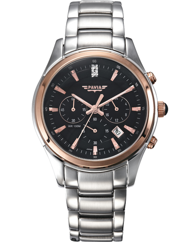 Pavia - Men's Chronograph - WS102-B