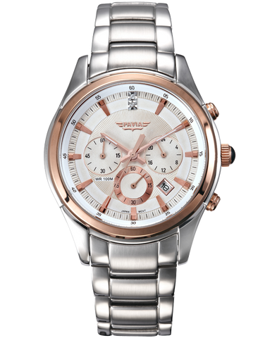 Pavia - Men's Chronograph - WS102-W