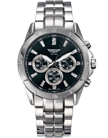 Pavia - Men's Chronograph - WS105-B