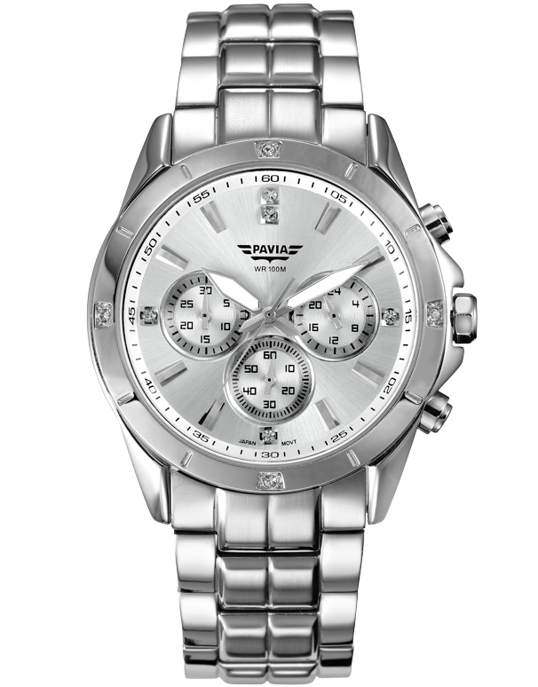 Pavia - Men's Chronograph - WS105-W - Salera's Melbourne, Victoria and Brisbane, Queensland Australia
