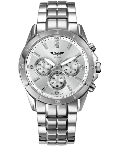 Pavia - Men's Chronograph - WS105-W