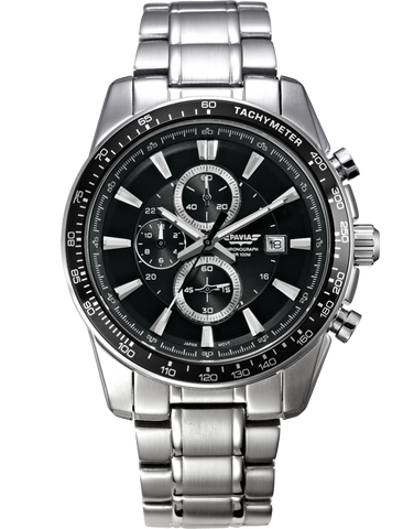 Pavia - Men's Chronograph - WS109-B
