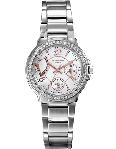 Pavia - Ladies Watch - WS111-WL