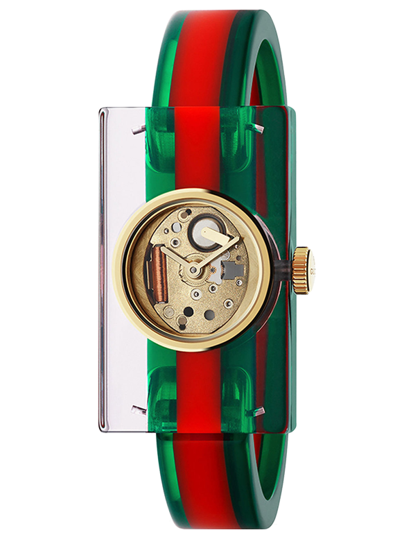 Gucci Vintage Web Watch - YA143501 - 764419 - Salera's