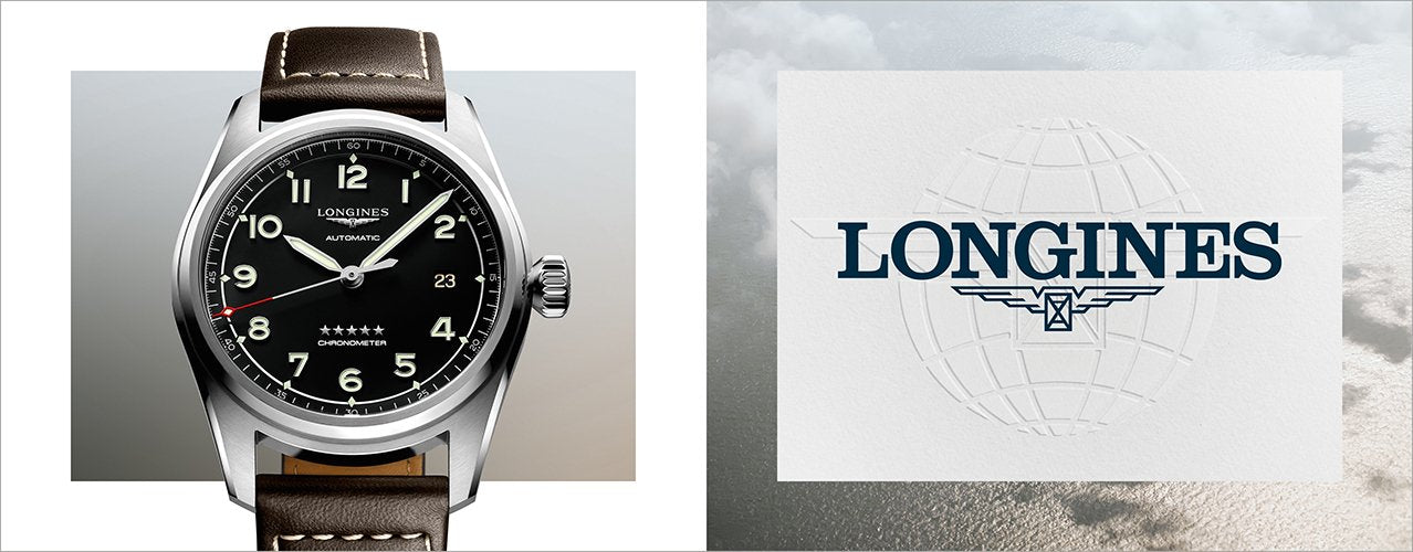 Salera's Longines Spirit Collection