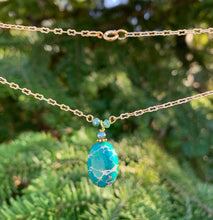 "Load image into Gallery viewer, Magnesite Chain 18"" Necklace"