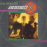 Generation X (4) : The Best Of Generation X (LP, Comp)