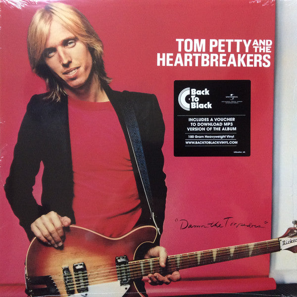 Tom Petty And The Heartbreakers : Damn The Torpedoes (LP, Album, RE)