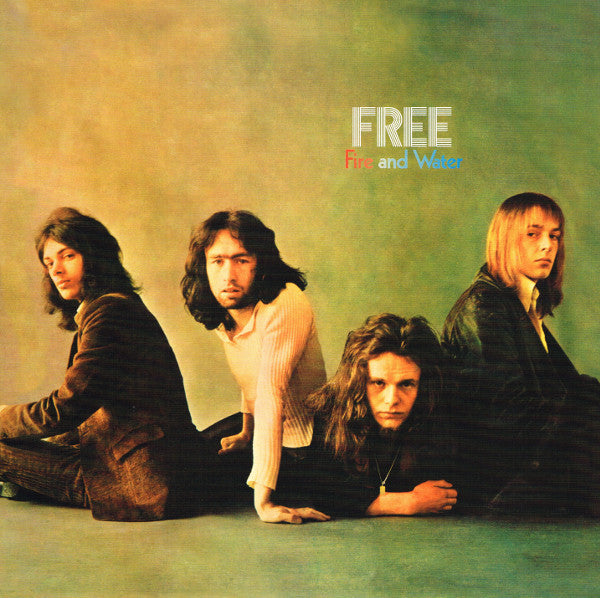 Free : Fire And Water (LP, Album, RE)
