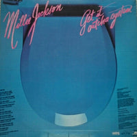 Millie Jackson : Get It Out'cha System (LP, Album, P/Mixed, San)