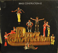 Brass Construction : Brass Construction II (LP, Album)