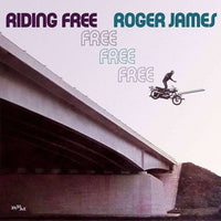 Roger James : Riding Free (CD, Album, RE, RM)