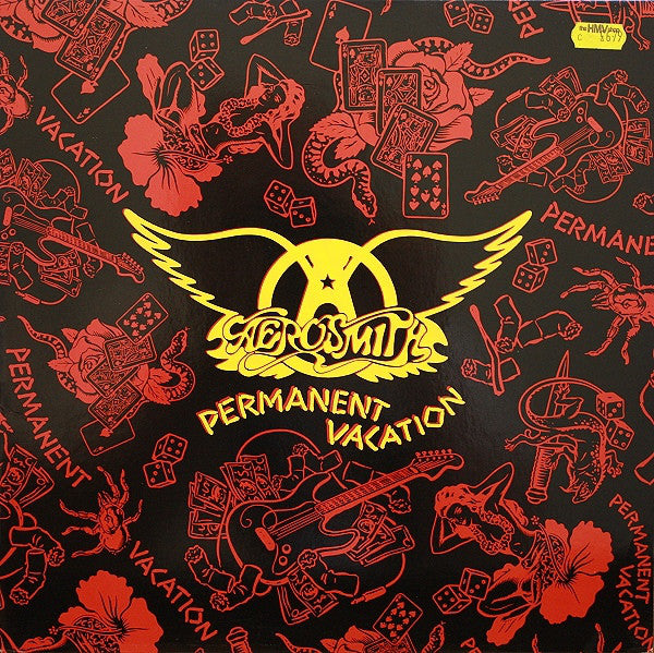 Aerosmith : Permanent Vacation (LP, Album)