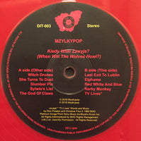Mzylkypop : Kiedy Wilki Zawyja? (LP, Album, Ltd, RE, Red)