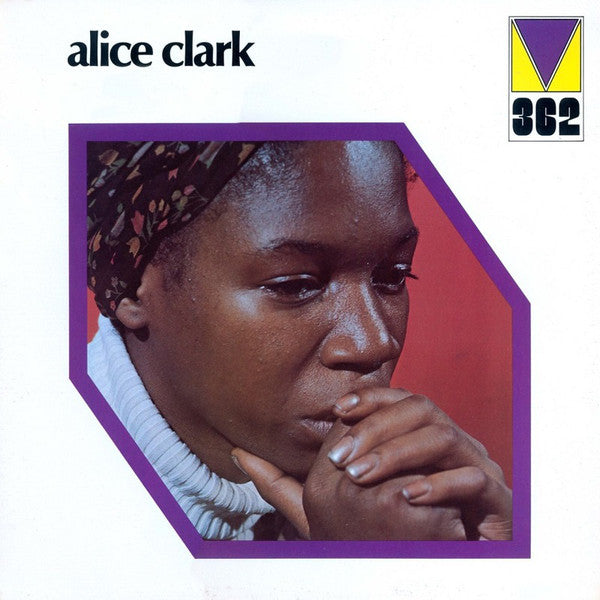 Alice Clark : Alice Clark (LP, Album, RE, RM, Gat)