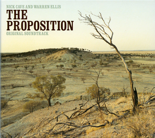Nick Cave And Warren Ellis* : The Proposition (Original Soundtrack) (CD, Album, Enh, RE, Dig)