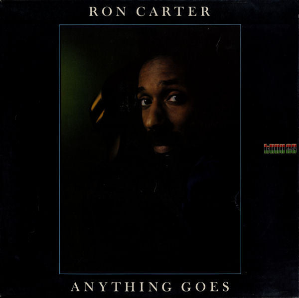 Ron Carter : Anything Goes (LP, Album)