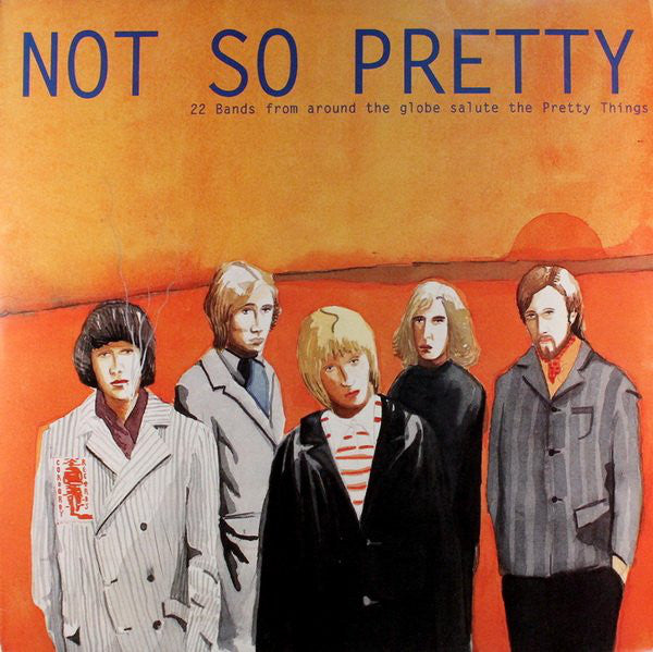 Various : Not So Pretty (A Tribute To The Pretty Things) (2xLP, Comp)