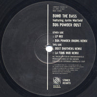 "Bomb The Bass Featuring Justin Warfield : Bug Powder Dust (12"")"