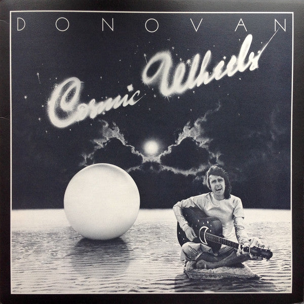 Donovan : Cosmic Wheels (LP, Album, Gat)