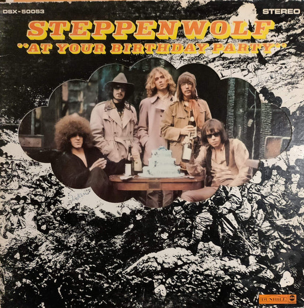 Steppenwolf : At Your Birthday Party (LP, Album, Gat)