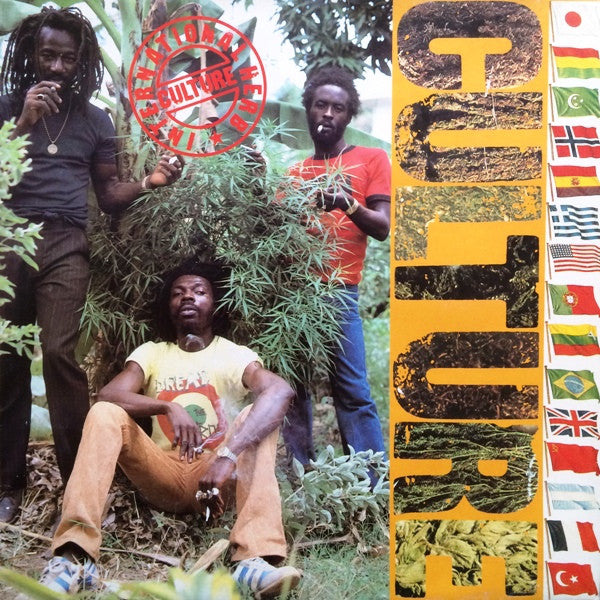 Culture : International Herb (LP, Album)