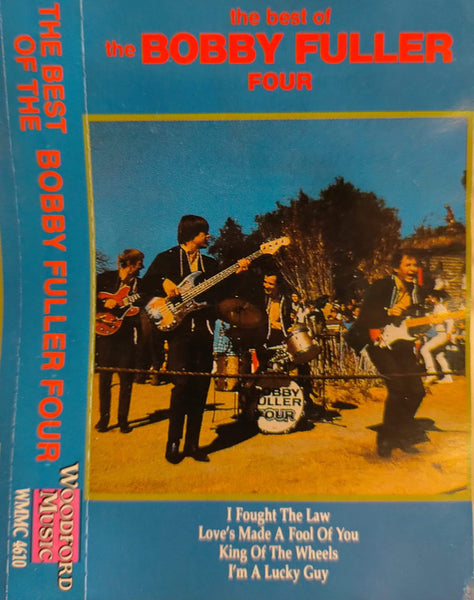The Bobby Fuller Four : The Best Of  (Cass, Comp)