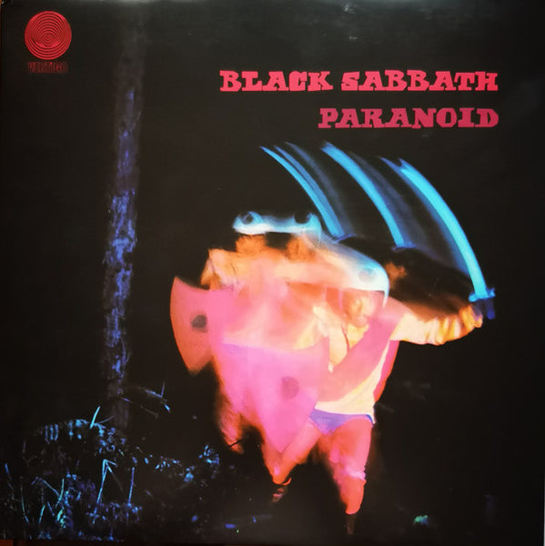 Black Sabbath : Paranoid (2xLP, Album, RE, RM, Gat)