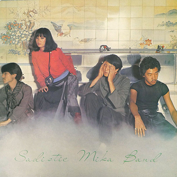 Sadistic Mika Band : Hot! Menu (LP, Album)