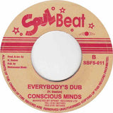 "BB Seaton* : Everybody Rocking (7"", Single, RP)"