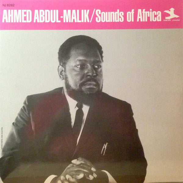 Ahmed Abdul-Malik : Sounds Of Africa (LP, Album, RE)