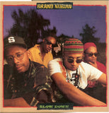 "Brand Nubian : Slow Down (12"")"