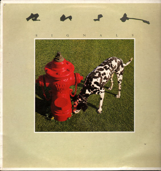 Rush : Signals (LP, Album)