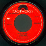 "James Brown : There It Is (7"")"
