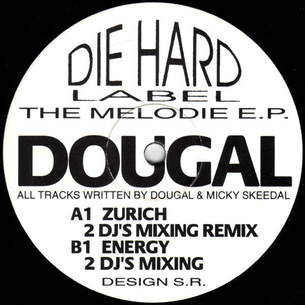 "Dougal : The Melodie E.P. (12"", EP)"