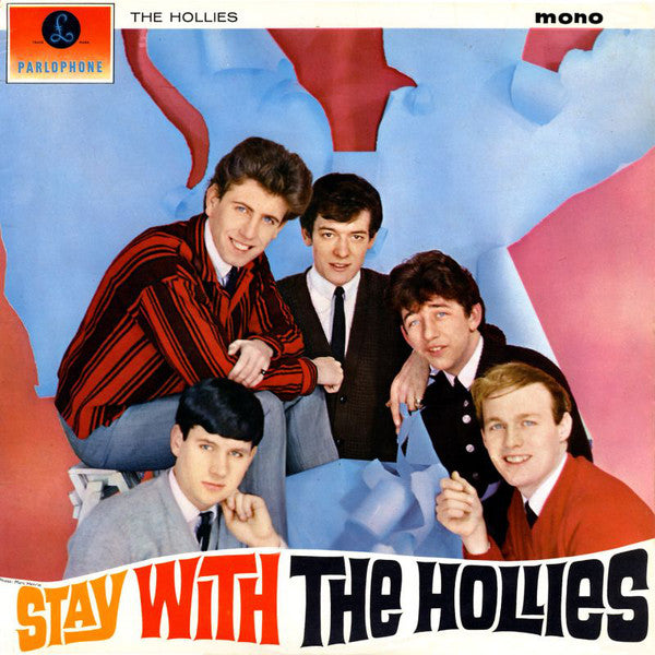 The Hollies : Stay With The Hollies (LP, Album, Mono)