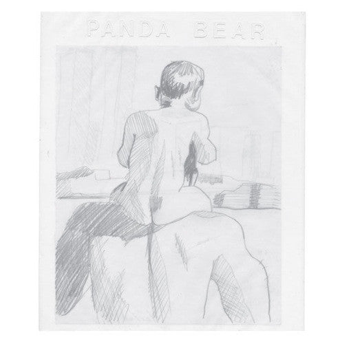 "Panda Bear : You Can Count On Me (7"", Single, Ltd)"