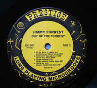 Jimmy Forrest : Out Of The Forrest (LP, Album, RE)