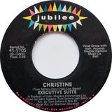 "Executive Suite : Christine / Mother Nature (7"")"