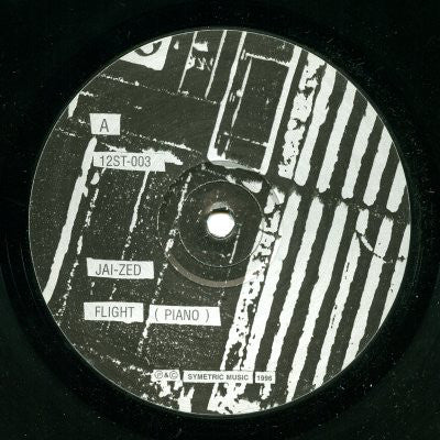 "Jai-Zed : Flight (12"")"