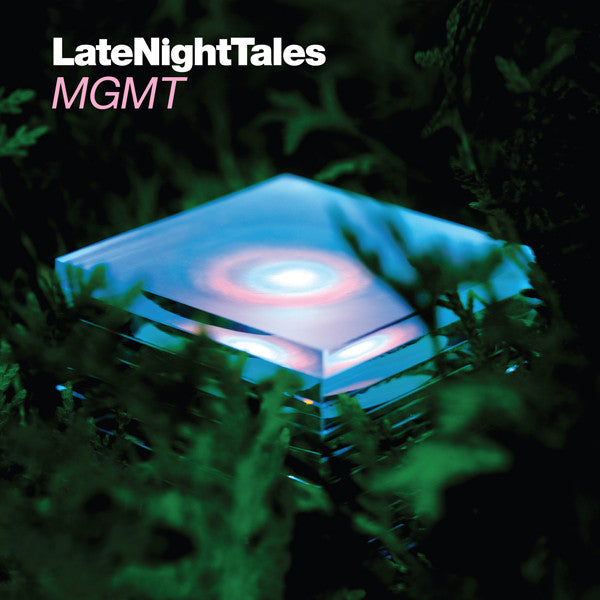 MGMT : LateNightTales (CD, Comp, Mixed)