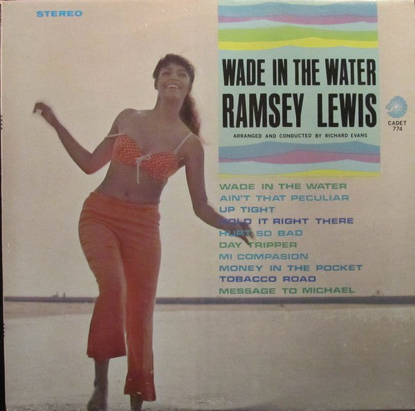 Ramsey Lewis : Wade In The Water (LP, Album)