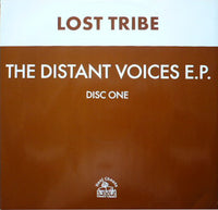 "Lost Tribe : The Distant Voices E.P. (12"", EP, 1/2)"