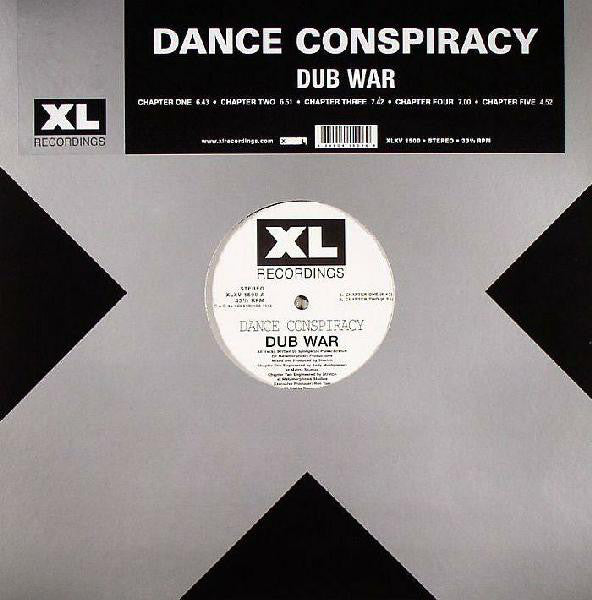 "Dance Conspiracy : Dub War (12"", MP, RE)"