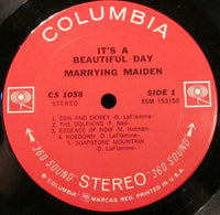 It's A Beautiful Day : Marrying Maiden (LP, Album)