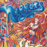 Various : Nuggets (Original Artyfacts From The First Psychedelic Era 1965-1968) (4xCD, Comp, RM + Box)