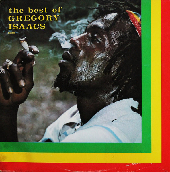 Gregory Isaacs : The Best Of Gregory Isaacs (LP, Album)